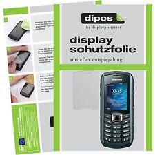 2x Samsung b2710 lámina protectora mate protector de pantalla Lámina dipos protector de pantalla