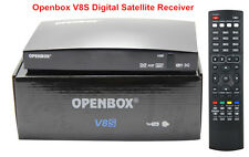 100% GENUINE OPENBOX V8S HD 1080P Digital Freesat PVR TV Satellite Receiver Box
