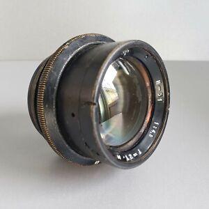Industar-51 Soviet lens 4.5/210 mm mount M60