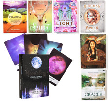 Moonology Oracles Tarot Card Deck Wisdom Messages Your Angel Goddess Power