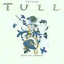 Jethro Tull Crest of a knave (1987) [CD]