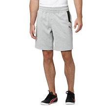 Ferrari Mens Shorts In Gray Size Small