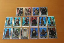 Topps Star Wars Force Attax Movie 3  Force Meister Karten aussuchen o. LE2 - TOP