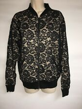 Express Lace Jacket Black Small Womens Lightweight NWT $79