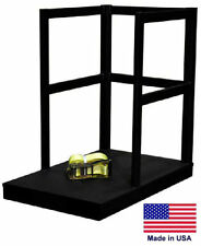 CYLINDER STAND PALLET for LP Propane Welding Gases Compressed Air - 4 Tank Cap