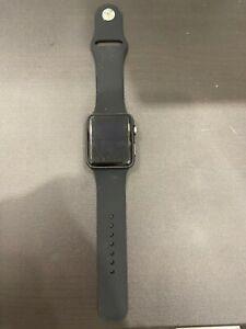 Refurbished Apple Watch Series 2   42mm Space Gray - UNLOCKED