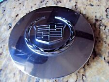 (1) Cadillac Deville, DTS Wheel Center Cap. Genuine OEM part# 9593259