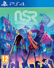 No Straight Roads   PlayStation 4 PS4 New