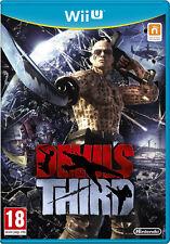 Devil's Third Nintendo WII U IT IMPORT NINTENDO