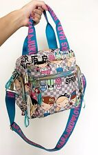 Harajuku Lovers Aloha Girls Kawaii Japan Dolls Tote Bag Handbag