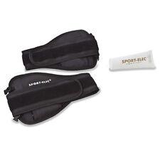 Sport-Elec Cinturón multifunción 4 electrodos integrados + crema de contacto