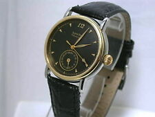 Runde Armbanduhren mit Massivgold-Armband, COSC-zertifiziertem Chronometer