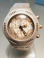 Orologio Swatch Scuba Irony Chrono Vintage men's watch
