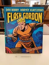 Flash Gordon The Complete Daily Strips SIGNED Harvey Kurtzman #956/1500 HC
