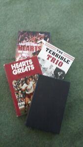 Book bundle - Hearts Football Club