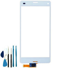 Touch Screen Digitizer Glass For Sony Xperia Z3 Mini Compact D5803 D5833+Tool