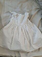 D&G Baby Girl Brand New Dress 3-6 Months
