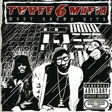 Three 6 Mafia - Most Known Hits [New CD] Explicit