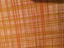 """44/45"""" 100% Cotton Easy Breezy Yellow Green Plaid Craft Quilt Fabric  BTY"""