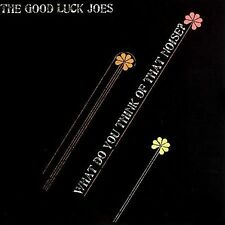 What Do You Think of That Noise by The Good Luck Joes (CD, Jul-2006, Machine...