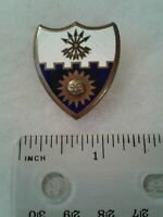 Authentic US Army 22nd Infantry Regiment Unit DI DUI Crest Insignia NH