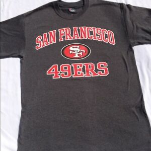 San Francisco 49ers Football T Shirt NFL Champ 2022 Sport Vintage Men Gift Tee
