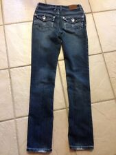 Justice Jeans Size 12s Simply Low Buckle Pocket Design