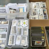 Worldwide Stamp Assortment Used & MNH - 500 Different 70 Countries in Full Sets
