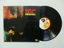 "LP 33T JIMI HENDRIX ""Band of gypsys"" BARCLAY 0920.221 FRANCE 1970 /"