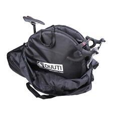 Mountain Road Bike MTB Wheel Bag Wheelset Bag Transport Pouch Carrier Black