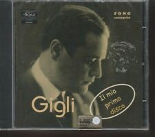 Beniamino Gigli - Il Mio Primo Disco - 2001 CD brand new