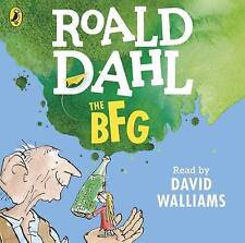 The BFG by Roald Dahl (CD-Audio, 2016)