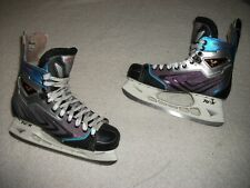 Ccm Vector V10.0 Pro Stock Ice Skates Nj Devils Sz L10-R10.5 Absolutely Perfect