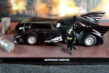 BATMAN AUTOMOBILIA COLLECTION VEHICLE COLLECTOR CAR EAGLEMOSS MODEL TOYS