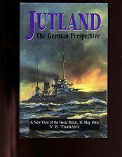 Jutland - the German Perspective, V E Tarrant, HB/dj,   VG