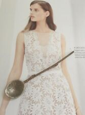 Cindy Hoo Decorative Artisan Crafted Sterling Silver Spoon
