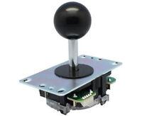Original Black Sanwa JLF-TP-8YT Joystick for Arcade Jamma MAME Game Cabinet