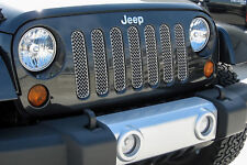 Grille-X GRILLCRAFT JEP3600SW fits 10-11 Jeep Wrangler