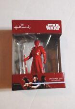 Star Wars Figure Hallmark Elite Praetorian Guard Ornament Boxed Figurine New