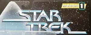 "Galactic Gear 6"" 96-8 Loose Figures Etc Star Trek Next Generation, Deep Space 9"