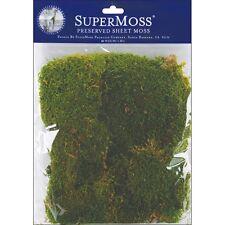 Supermoss 443320 Sheet Moss 2oz Green New