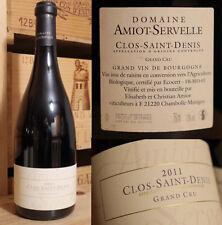 2011er Clos Saint-Denis-Domaine Amiot Servelle-TOP!!!