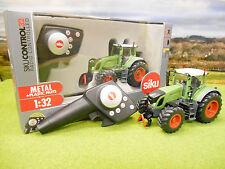 SIKU Radio Control Fendt 939 Tracteur Set 1/32 6880