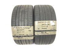 "Pair Continental Contisport 5P 295 35 R21"" 103Y Porsche Cayenne N Rated Tyres"