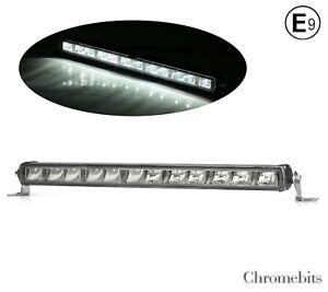 52 CM Lampe De Travail LED Barre Projecteur Faisceau Pour Tracteur Camion Bateau