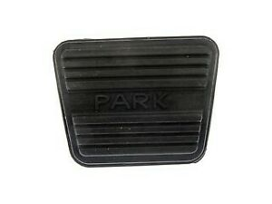 For 1981-1986 Chevrolet K10 Parking Brake Pedal Pad Dorman 135883LB 1982 1983