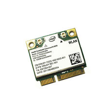New Intel Centrino Advanced-N 6205 802.11a/g/n 2x2 Dual Band 2.4/5GHz 300Mbps