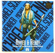CD - The Michael Schenker Group - Armed & Ready. The Best - A4666