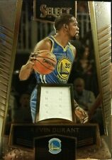 2016-17 Select Kevin Durant GU Jersey Patch...L@@K!