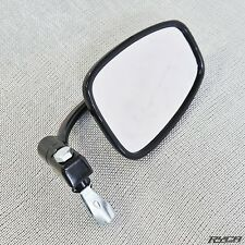 Bar End Motorcycle Mirror Black Cafe Racer Scramber Ryca Motors